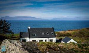 Ocean View Cottage, Louisburgh. Luxury holiday home on Ireland's Wild Atlantic Way