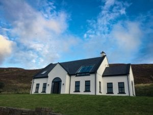 ocean view cottage louisburgh