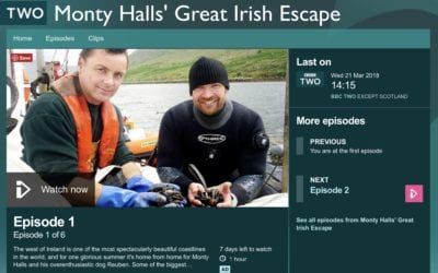Monty Hall's Great Irish Escape